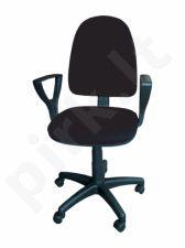 Darbo kėdė BUDGET, juoda