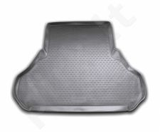 Guminis bagažinės kilimėlis CHRYSLER 300C sedan 2012->  black /N07002