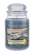 Yankee Candle Misty Mountains, aromatizuota žvakė moterims ir vyrams, 623g