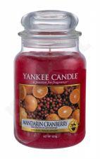 Yankee Candle Mandarin Cranberry, aromatizuota žvakė moterims ir vyrams, 623g