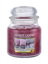 Yankee Candle Home Sweet Home, aromatizuota žvakė moterims ir vyrams, 411g