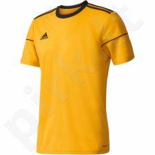 Marškinėliai futbolui Adidas Squadra 17 Junior BJ9180