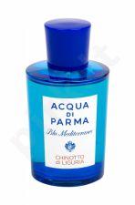 Acqua di Parma Blu Mediterraneo, Chinotto di Liguria, tualetinis vanduo moterims ir vyrams, 150ml