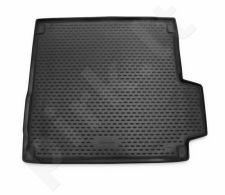 Guminis bagažinės kilimėlis LAND ROVER Range Rover 2015->  without trunk rails 1 pcs black /N22011