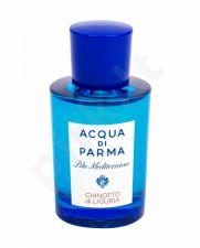 Acqua di Parma Blu Mediterraneo, Chinotto di Liguria, tualetinis vanduo moterims ir vyrams, 75ml