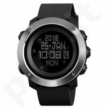 Vyriškas laikrodis SKMEI 1431 BK Black Stainless Steel