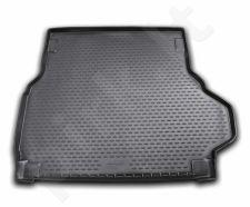 Guminis bagažinės kilimėlis LAND ROVER Range Rover 2002-2012  black /N22014