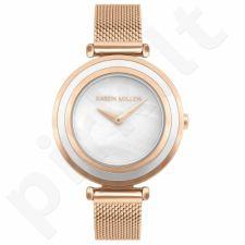 Moteriškas laikrodis Karen Millen KM193RGM