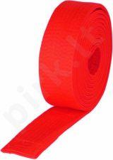 Diržas budo 2,8m raudonas