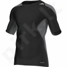 Marškinėliai termoaktyvūs Adidas Techfit Cool Short Sleeve Tee M S19441