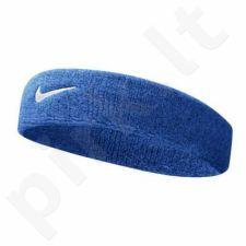 Juosta ant galvos Nike Swoosh mėlyna U NN07402