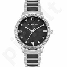 Moteriškas laikrodis Karen Millen KM196BSM