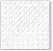 Servetėlės Inspiration Modern (White)