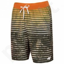 Šortai plażowe 4F M H4L19-SKMT006 70A wielokolorowe