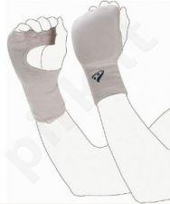 Karate apsaugos plaštakai HANDPAD L 01 white