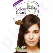 Colour & Care ilgalaikiai plaukų dažai be amoniako  Mocha Brown