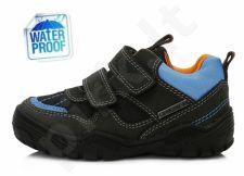 D.D. step juodi batai 36-40 d. f651915xl