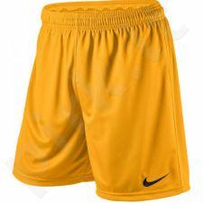 Šortai futbolininkams Nike Park Knit Short Junior 448263-739