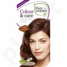 Colour & Care ilgalaikiai plaukų dažai be amoniako Mahagony