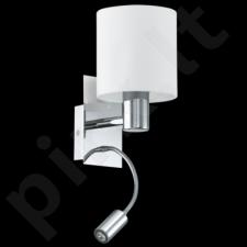 Sieninis šviestuvas EGLO 90925 | HALVA