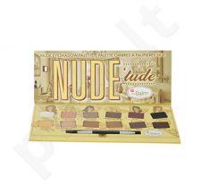 TheBalm Nude Tude, Eyeshadow Palette, akių šešėliai moterims, 11,08g
