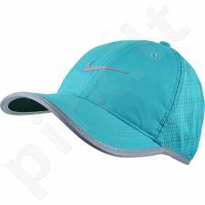 Kepurė  su snapeliu Nike Run Knit Mesh Cap M 810132-418