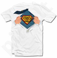 "Marškinėliai ""Super DAD"""