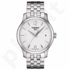 Moteriškas laikrodis Tissot T-Classic T063.210.11.037.00