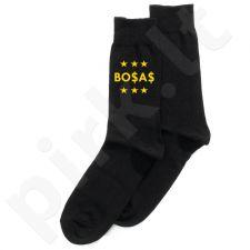 """Kojinės """"Bosas"""" su dolerio ženklu"""