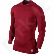 Marškinėliai termoaktyvūs Nike Core Compression LS MOCK 2.0 449795-653