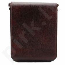 Vyriška maža SEHGAL odinė rankinė per petį VR105R