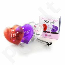 LoversPremium - Hot Massage Hearts (3 pcs)