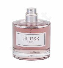 GUESS Guess 1981, tualetinis vanduo vyrams, 50ml, (Testeris)