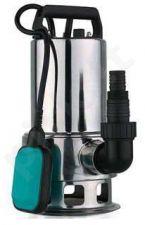 Panardinamas elektrinis vandens siurblys nešvariam vandeniui P550LDinox-1A