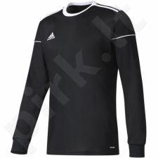 Marškinėliai futbolui Adidas Squadra 17 Long Sleeve M BJ9185