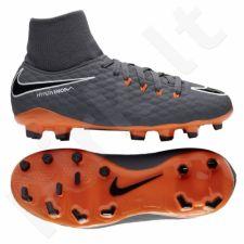 Futbolo bateliai  Nike Hypervenom Phantom 3 Academy DF FG Jr AH7287-081