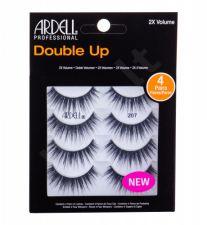 Ardell Double Up, 207, dirbtinės blakstienos moterims, 4pc, (Black)