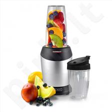 Blender Gastroback 41029 Black/Stainless steel, 1000 W, Plastic, 1 L, Personal blender