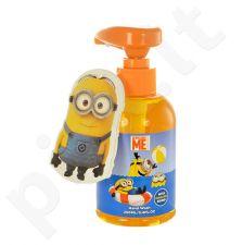 Minions Hand Wash, With Giggling Sound, skystas muilas vaikams, 250ml