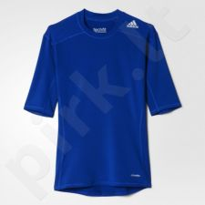 Marškinėliai kompresiniai Adidas Techfit Base Tee M AJ4971