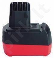 Akumuliatorinė baterija Metabo 9.6V 1,4Ah NiCd