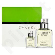 Calvin Klein Eternity, rinkinys tualetinis vanduo vyrams, (EDT 100ml + 30ml EDT)