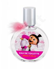 Minions Fluffy, tualetinis vanduo vaikams, 50ml