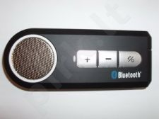 Bluetooth laisvų rankų įranga su garsiakalbiu