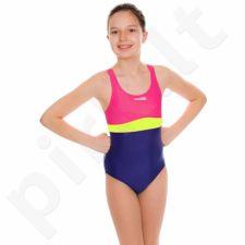 Kostium kąpielowy Aqua-speed Junior Emily różowo-violetinė