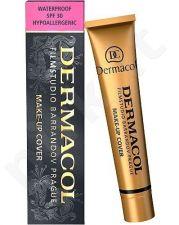 Dermacol Make-Up Cover, SPF30, makiažo pagrindas moterims, 30g, (209)
