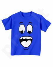 """Vaikiški marškinėliai """"Nustebęs veidukas"""""""