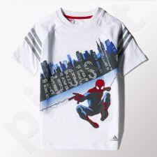 Marškinėliai Adidas Spider-Man Tee Kids S22067