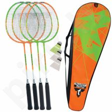 Badmintono rinkinys Talbot Torro 4 Attacker 449505