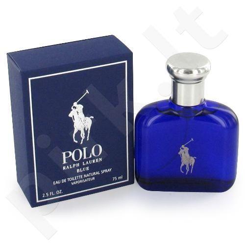 Ralph Lauren Polo Blue, tualetinis vanduo vyrams, 125ml, (Testeris)